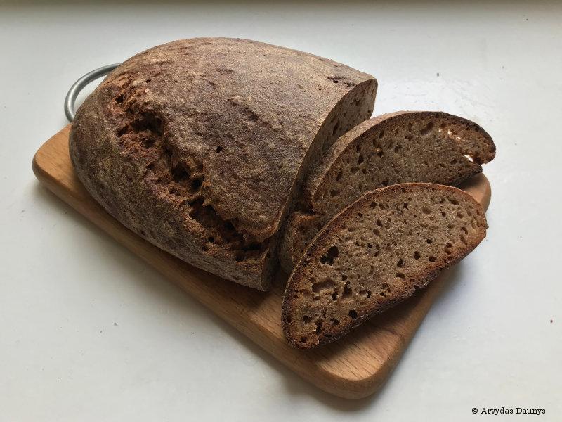 namie kepta duona