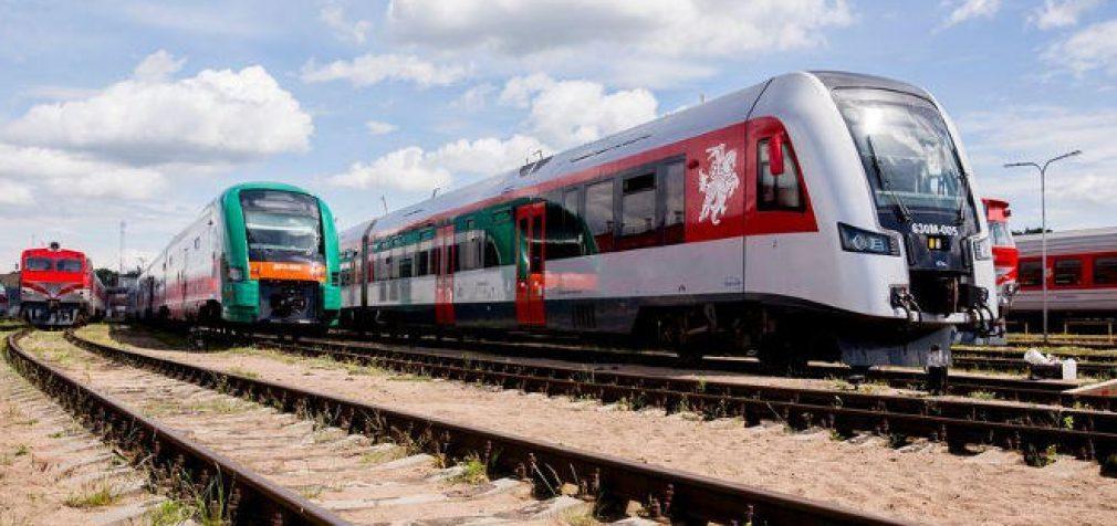 """Turintiems """"InterRail"""" ir """"Eurail"""" pasus, kelionės Lietuvos geležinkeliais kainuos 20% pigiau"""