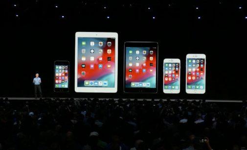 Apple pristatė naują operacinę sistemą, pagreitinančią senus iPhone