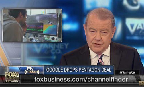 Fox News: Google atsisakė teikti dirbtinio intelekto technologijas Pentagonui