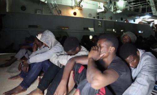 Lietuva pasirašė sutikimą prisidėti skirstant nelegalius imigrantus išgelbėtus Viduržemio jūroje