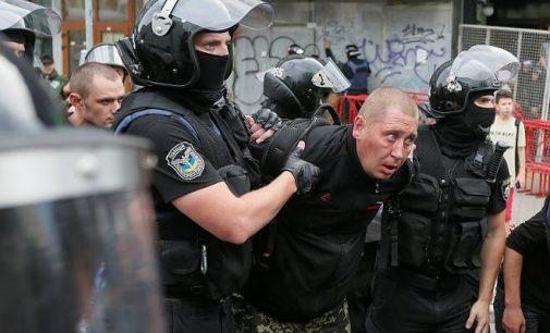 """""""Lygybės maršas"""" Kijeve: paradas ir sulaikymai [video]"""