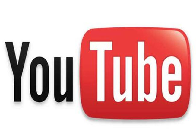 YouTube logotipas