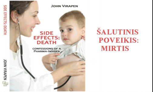 Farmacijos mafija, arba šalutinis poveikis – mirtis