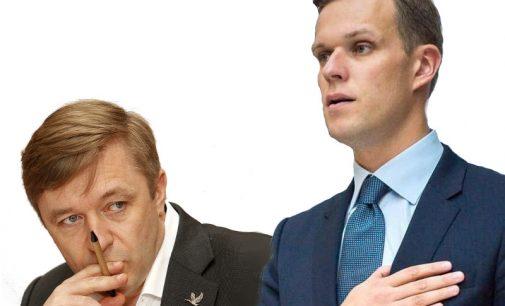 Planuojama komisija, tirsianti A.Kubiliaus ir A.Butkevičiaus vyriausybių laikotarpį. G.Landsbergis: konservatoriai tame nedalyvaus