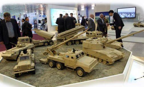NATO susitikime Trampas garantavo Europos karo pramonei šviesią ateitį
