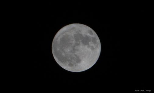 NASA paskelbė Artemis paktą, – tarptautinį Mėnulio įsisavinimo susitarimą