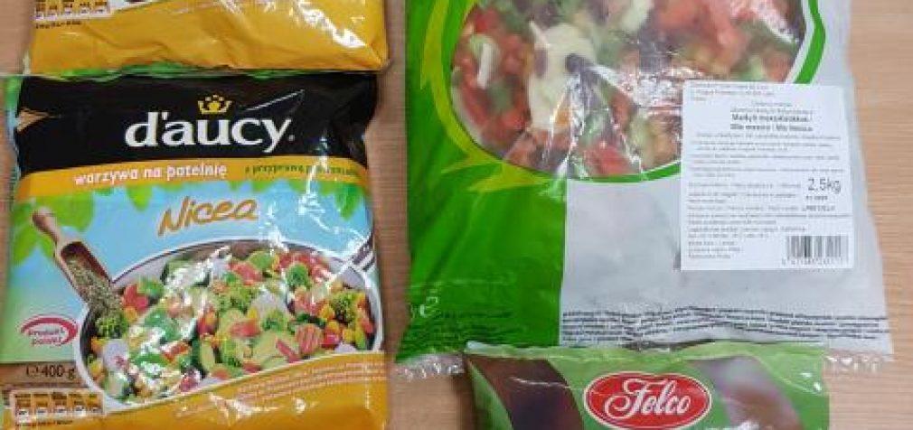 Iš rinkos atšaukiamos šaldytos lenkiškos daržovės