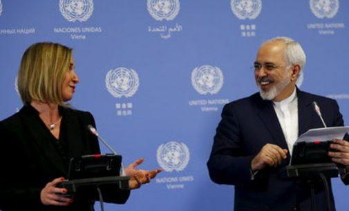ES stato šerį prieš JAV – teikia finansinę pagalbą Iranui