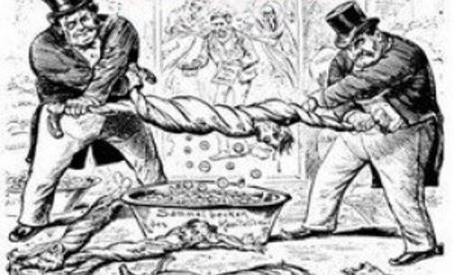 Šiuolaikinės ekonominės vergijos ypatumai