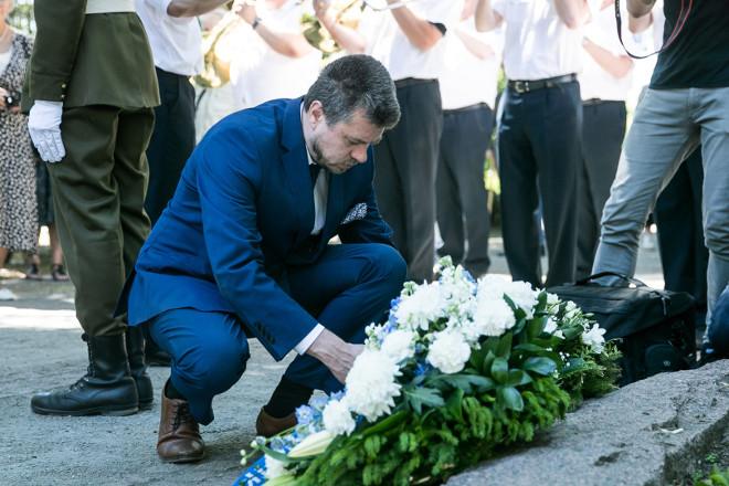 Urmas Reinsalu - Estijos teisingumo ministras