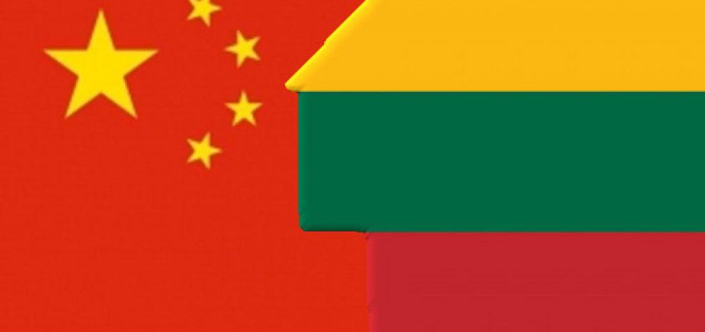 Naujasis Lietuvos komercijos atašė darbą Kinijoje pradeda esant didžiuliam neigiamam prekybos balansui tarp šalių