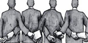 Kova su korupcija – korupcionierių reikalas