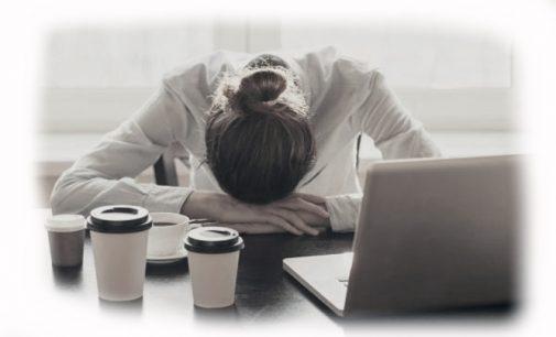 Pavargę nuo gyvenimo žmonės