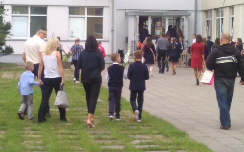 Rugsėjo 1 - į mokyklą