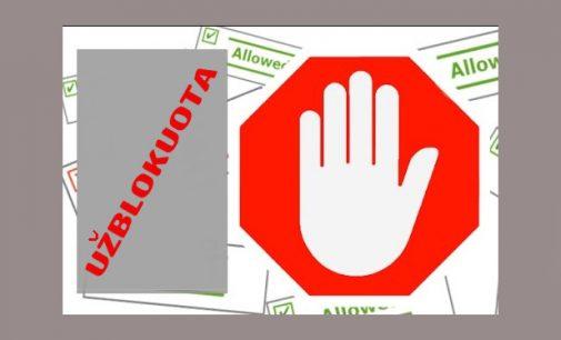 Esamos autorių teisių gynimo priemonės valdžios požiūriu nepakankamos, todėl bus griežtinamos