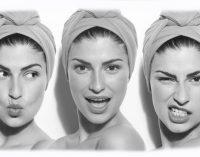 Paprasti pratimai nuo veido mimikos raukšlių