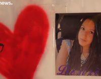 Nužudyta paauglė Romoje: atminimo eitynės ir protestas prieš imigrantus