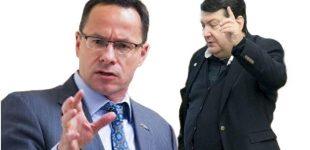 Ž.Pavilionis teigia Romuvą veikiant pagal Putino ideologų politiuką, tačiau neigia kaltinęs ją dirbant Rusijos tarnyboms