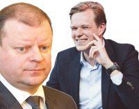"""Gabrielius Landsbergis džiaugiasi: """"Apsivalymas nuo korupcijos – Prezidentės Dalios Grybauskaitės nuopelnas"""""""