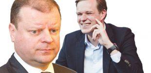 Gabrielius Landsbergis ragina premjerą ir Seimo narius išgirsti sekmadienio protesto reikalavimus ir ieškoti kompromiso