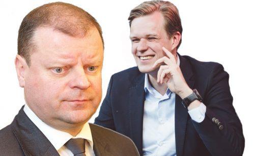 G. Landsbergis kviečiasi S. Skvernelį kartu pasipriešinti smurto prieš vaikus įteisinimui ir klijuoja etiketes kitiems Seimo nariams