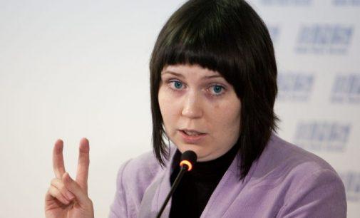 Dovilė Šakalienė iškomandiruota į EP diskusiją prekybos žmonėmis klausimais