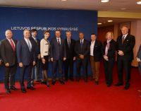 S. Skvernelis: bendradarbiavimas su JAV gynybos pramonės kompanijomis stiprina strateginę partnerystę su JAV