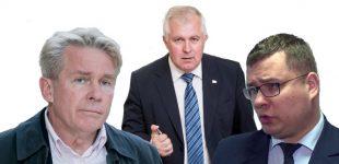 Seimo konservatoriams užkliuvo Seimo pirmininko kuruojami Seimo ryšiai su Tarpparlamentine ortodoksų asamblėja