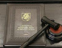 """Frakcija """"Lietuvos gerovei"""": draudimas sulaužiusiam priesaiką asmeniui būti renkamam Prezidentu – rinkėjų valios ignoravimas"""