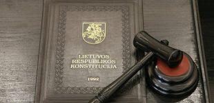 Dalius Stancikas. Konstitucinis perversmas