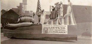 Lietuva prieš 100 metų: Pirmojo ministrų kabineto narių darbo pradžiai – po revolverį ir 500 markių