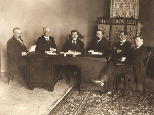 Pirma Lietuvos vyriausybė