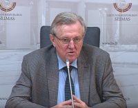 """Seimo narys Rimantas Dagys: """"Ar politinės partijos Lietuvoje turi laikytis savo deklaruojamų vertybinių nuostatų?"""""""