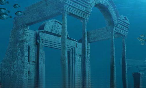 Britų mokslininkai tvirtina, jog atrado Atlantidą
