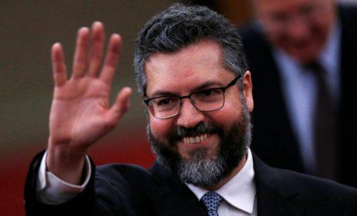Brazilija atmes JT migracijos paktą, sako ateinantis užsienio reikalų ministras