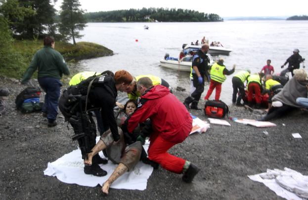 Anderso Breiviko aukos