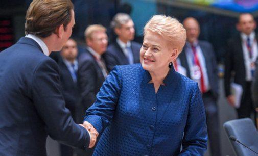 ES pritarė veiksmų planui kovai su dezinformacija