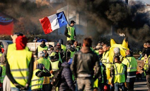 Prancūzija: Demokratijos krachas tampa įmanomu