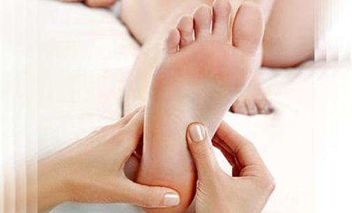 Pėdų masažas prilyginamas orgazmui – masažuokite!