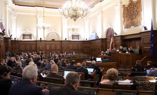 Latvijos parlamentas nepritarė JT globalios migracijos paktui