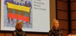 Lietuvos pareigūnams už gerosios praktikos projektą – EUCPN apdovanojimas