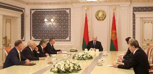 Baltarusijos prezidentas įvardino glaudžios sąjungos kūrimo su Rusija sąlygas