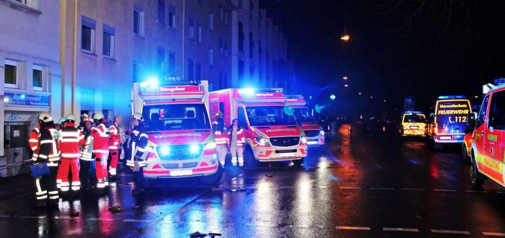 Vokietijoje migrantas smogęs peiliu nėščiai moteriai, nužudė kūdikį