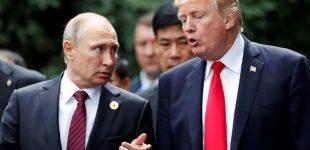 """FTB tikrina ar Donaldas Trampas nėra """"rusų agentas"""""""