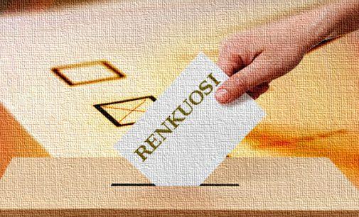 Prasidėjo išankstinis balsavimas rinkimuose ir referendumuose