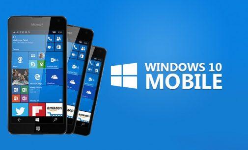 Microsoft nutraukia Windows 10 Mobile palaikymą