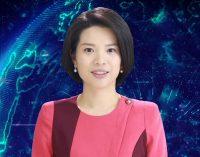 Dirbtinis intelektas. Kiberdiktorė priimta į darbą naujienų agentūroje Xinhua