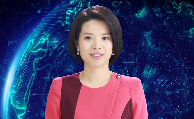 Dirbtinis intelektas - Xinhua TV kibervedančioji