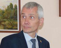 Valstietis Raimundas Martinėlis pereina į opozicinę TS-LKD frakciją